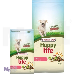 HAPPY LIFE hrana za pse Adult Lamb