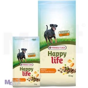 HAPPY LIFE hrana za pse Adult Beef