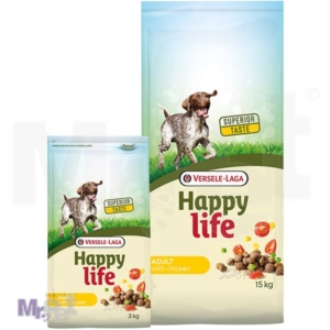 HAPPY LIFE hrana za pse Adult Chicken