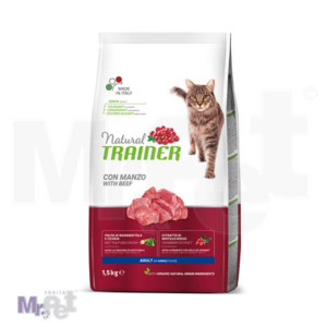 TRAINER Natural Adult Beef hrana za mačke sa govedinom