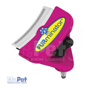 FURMINATOR FURflex deShedding za velike mačke L