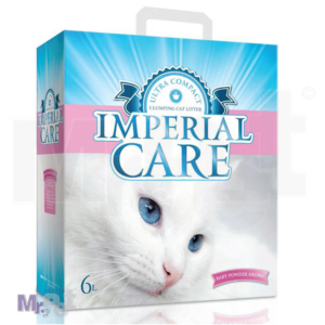 IMPERIAL CARE Clumping BABY POWDER pesak za mačji toalet