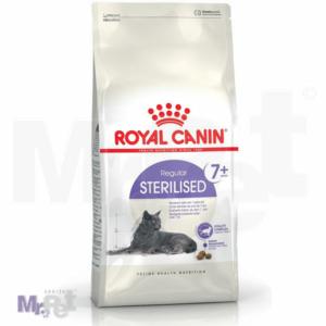 ROYAL Canin STERILISED +7 hrana za mačke
