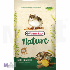 NATURE Mini Hamster hrana za hrčka, 400 g