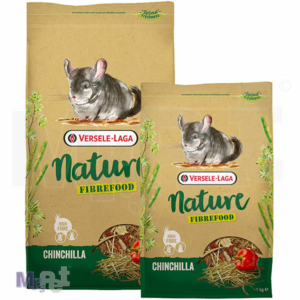 NATURE Chinchilla Fiberfood hrana za činčile