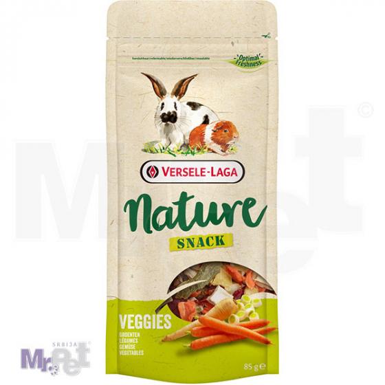 NATURE Snack - Veggies poslastice za glodare
