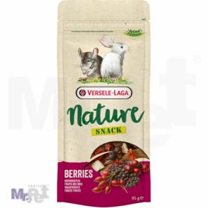 NATURE  Snack - Berries poslastice za glodare