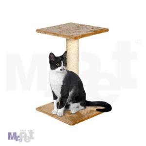 FLAMINGO Grebalica za mačke Wilma bež 29 x 29 x 40 cm