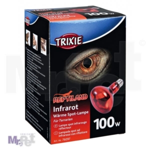 Trixie Infrared Heat Spot Lamp: Infrared lampa za terarijum 100 W