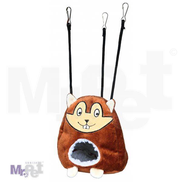TRIXIE viseća ležaljka za hrčka Cuddly Cave