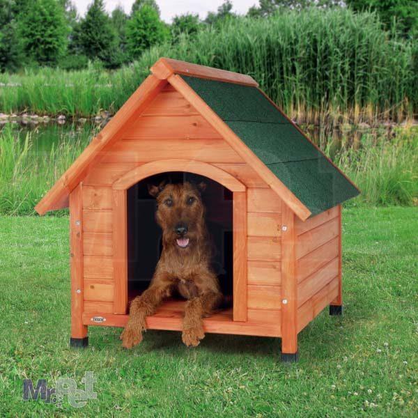 TRIXIE DRVENA kućica za pse