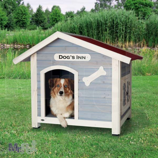 TRIXIE DRVENA kućica za pse Dog's Inn