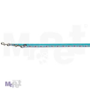 TRIXIE Silver Reflect povodac za pse XS-S 2 m/15 mm