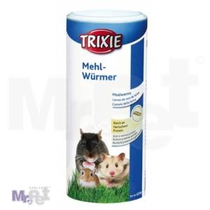 TRIXIE hrana za gmizavce sušene larve brašnara 35 g