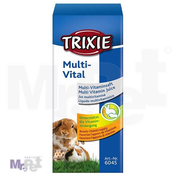 TRIXIE MULTI-VITAL sok za glodare 50 ml