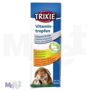 TRIXIE vitaminske kapi za glodare 15 ml