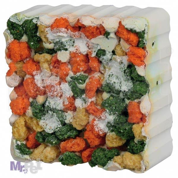 TRIXIE Mineralni kamen sa povrćem za glodare 80 g