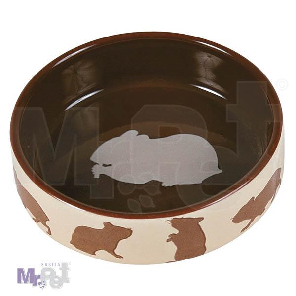 TRIXIE keramička činija za psa MOTIV