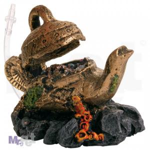 TRIXIE ukras za akvarijum MAGIČNA lampa 12 cm