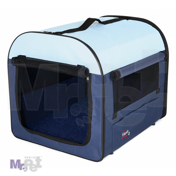 TRIXIE Mobile Kennel najlon TRANSPORTNA torba