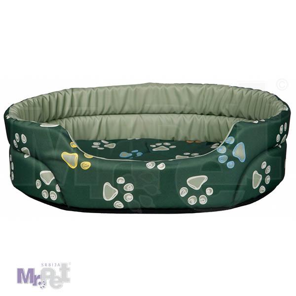 TRIXIE platnena ležaljka za pse FLOWER 50 x 35 x 8 cm
