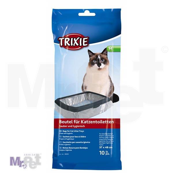TRIXIE najlon kesice za mačji toalet