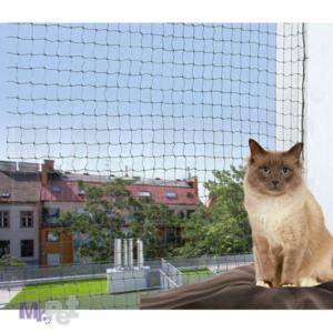 TRIXIE armirana zaštitna mrežica za prozor Protective Net