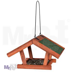 TRIXIE viseća DRVENA hranilica za ptice