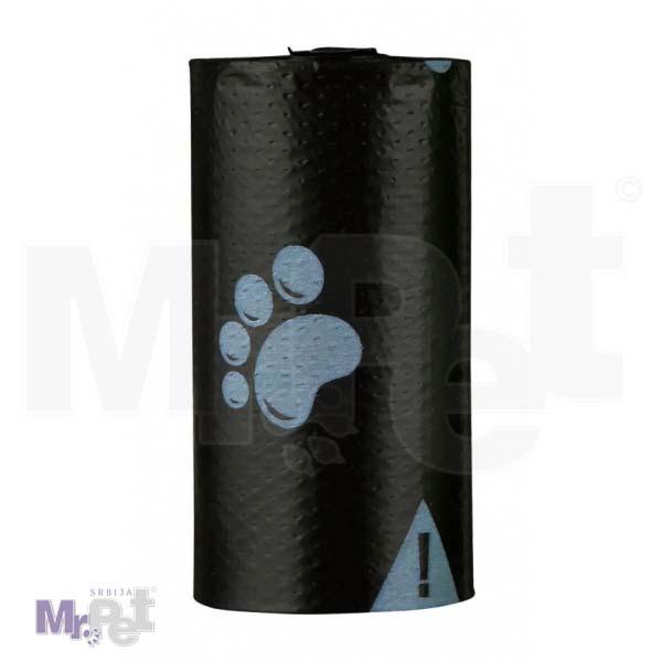 TRIXIE najlon higijenske KESICE za pse - 4 ROLNE