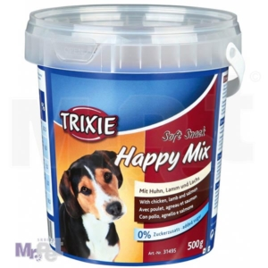 TRIXIE poslastice za pse Soft Snack Happy Mix