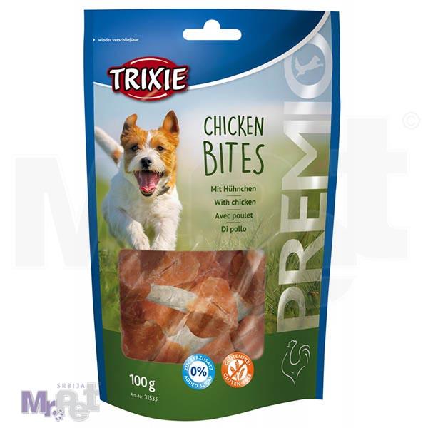 TRIXIE poslastice za pse PREMIO Chicken Bites