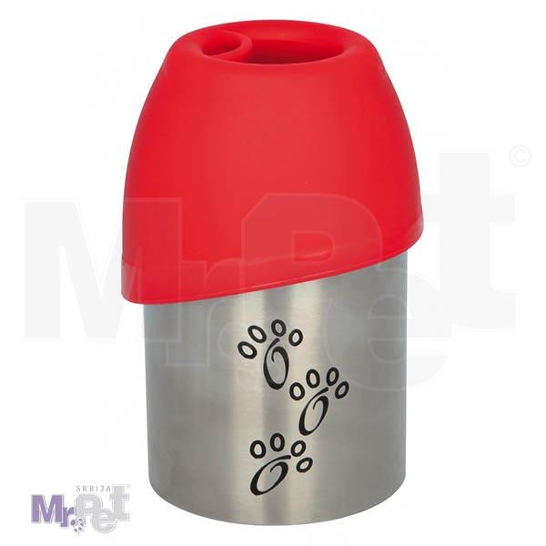 TRIXIE boca za putovanje sa čašom Bottle with Bowl