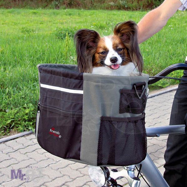TRIXIE Biker-Box KORPA za BICIKLO