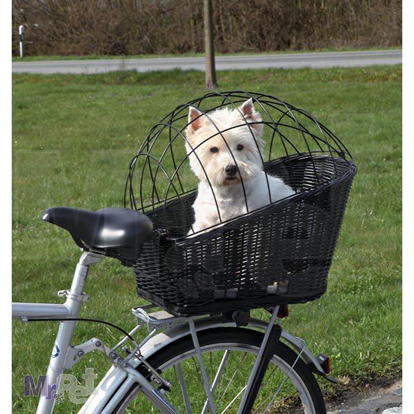TRIXIE pletena trasportna korpa za biciklo
