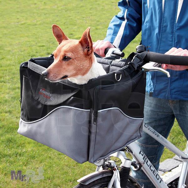 TRIXIE Front-Box torba za BICIKL