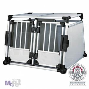 TRIXIE aluminijumski transportni sanduk Double