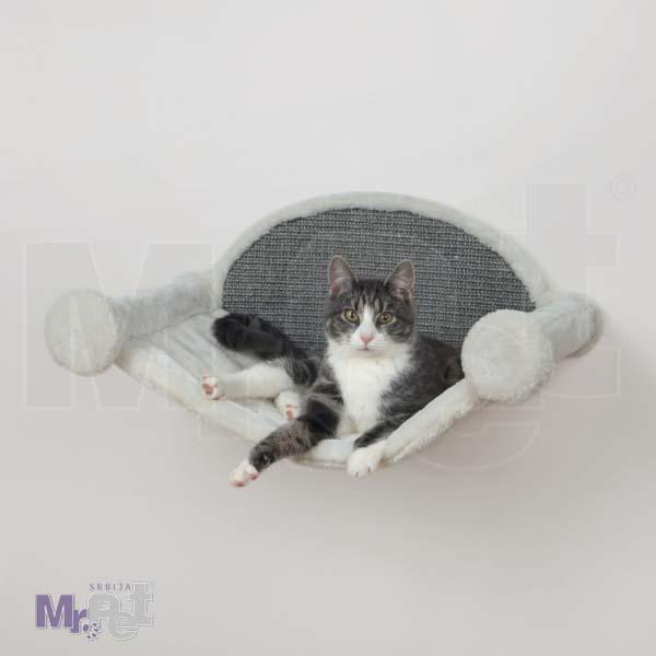 TRIXIE zidna grebalica/ležaljka za mačke Hammock for Wall