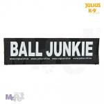 TRIXIE 2 x Julius-K9® Velcro nalepnica za am