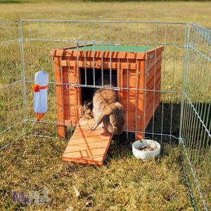 TRIXIE DRVENA kućica za male životinje