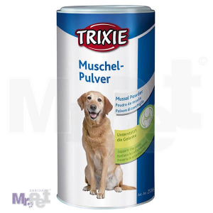 TRIXIE Mussel Powder mlevene ŠKOLJKE za pse 150 g