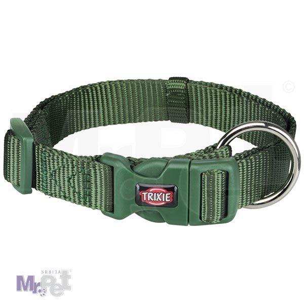 Trixie Premium ogrlica za pse S-M 30-45 cm/15 mm