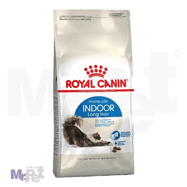 ROYAL Canin hrana za mačke INDOOR long hair 35