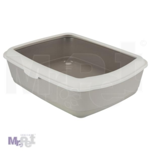 Trixie Classic Litter Tray: Toalet za mačke sa ramom