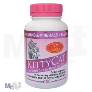 SEMACO Dr.Sekiz vitaminsko mineralni dodatak za mačke KittyCat