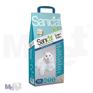 SANICAT pesak za mačji toalet Clean Oxygen power
