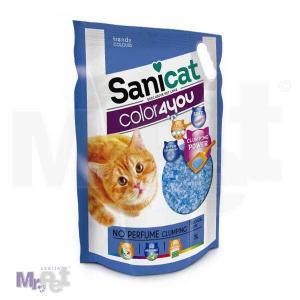 SANICAT pesak za mačji toalet Color4 You