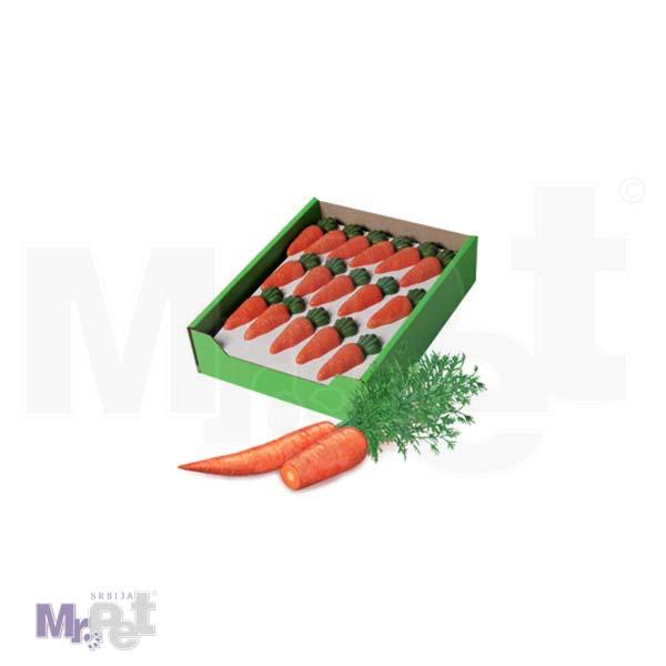 DAFIKO poslastice šargarepice za glodare 84 kom