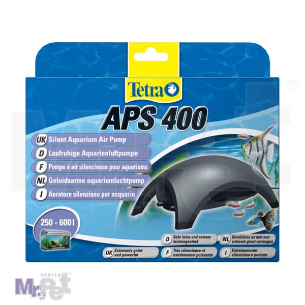 TETRA akvarijumska vazdušna pumpa APS 400