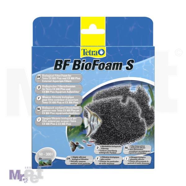 TETRA Tec Black Sponge spužva za filtriranje vode
