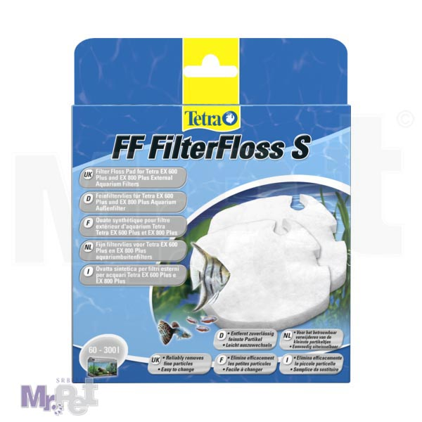 TETRA Tec Filter Wool 600/700